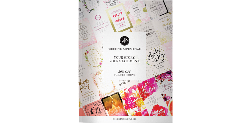 Wedding Paper Divas Catalog Hmm Design Daniel Louie Portfolio